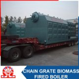 10.5 MWの二重ドラム鎖の炉の生物量の産業ボイラー