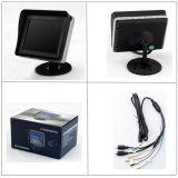 система камеры вид сзади автомобиля монитора 3.5inch LCD резервная