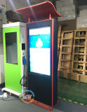 Напольный киоск индикации экрана касания LCD с Nano емкостное опционным