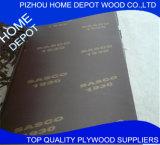 Película de la calidad del fabricante de China la mejor hizo frente a la madera contrachapada