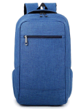Bolso del morral de la computadora portátil de la simplicidad, bolso del morral del hombro del ordenador para Hobe, escuela, Ol Yf-Lb1619 (10)