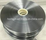 Solo papel de aluminio lateral que blinda la película metalizada cinta del animal doméstico