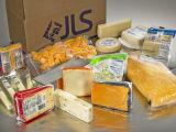 Film di materia plastica della barriera del PE di vuoto medio di Coex per formaggio