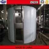 Equipo continuo de la máquina del secador de la placa de la serie de Plg
