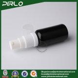 20ml白く良いポンプスプレーヤーが付いている黒い耐光性のガラススプレーのびん