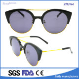 Wholesale erstes Exemplar-Retro preiswerte Verordnung-Sonnenbrillen China