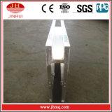 Accessoires personnalisés d'aluminium de matériaux de construction de revêtement de mur intérieur