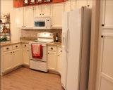 Module de cuisine en bois de fini moderne de PVC