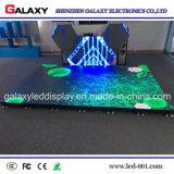Disco do estágio do diodo emissor de luz do RGB do partido da barra da galáxia que Wedding Digitas Dance Floor