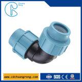 Raccord de compression PP Pipe d'eau Coude à 90 degrés