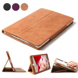 Multi Angel Screen Protector Leather Case Wallet iPad 2/3/4 Cover