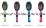 Balai de cheveu professionnel en plastique de Colorized