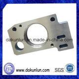 Kundenspezifische maschinell bearbeitende/maschinell bearbeitetes Metalteil Präzision
