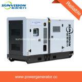 Conjunto de generador silencioso estupendo 100kVA con Cummins Engine