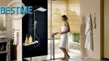 L'acquazzone sanitario conveniente degli articoli ha impostato con la mensola dei prodotti (BF-61535)