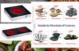 Estufa de cerámica infrarroja de la cocina Es-J100 de la aprobación de RoHS del Ce