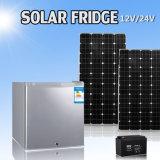 12V 50Lの小型太陽動力を与えられた単一のドアのフリーザー冷却装置