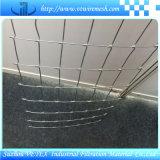 Ограждать злаковика сетки Vetex стальной квадратный