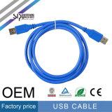 Мужчина кабеля USB 3.0 данным по Sipu высокоскоростной к мужчине