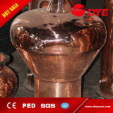 Matériel de distillation d'alcool, distillateur d'alcool à vendre, machine de distillerie