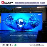 Pantalla de visualización video de interior de pared del alquiler LED para la demostración, etapa, conferencia P2.98/P3.91/P4.81/P5.95
