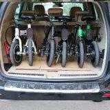 Una bicicletta da 14 pollici/veicolo elettrici batteria di litio che piega il blocco per grafici elettrico della lega alluminio/della bici/la bici/veicolo elettrico ad alta velocità della città
