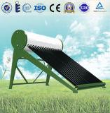 Calentador de agua solar de acero galvanizado Brasil para uso doméstico