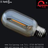 Lampadina del Edison LED della lampadina di T45 8W E27 220-240V LED
