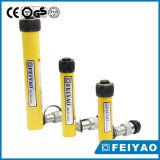 Cilindro idraulico martinetto idraulico a semplice effetto del pistone