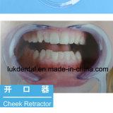 Retrattore dentale di apertura del retrattore ortodontico standard medico dell'assegno