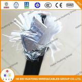 Câble de comité technique de contrôle d'écran protecteur de tresse de câblage cuivre de conducteur de Thhn