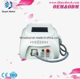 Máquina portátil profissional da remoção do cabelo do laser do diodo do Permanent 808nm da qualidade de Guarranty