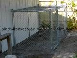 Rete fissa provvisoria del metallo del giardino di segretezza di collegamento Chain del rifornimento della rete metallica