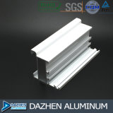 Perfil industrial modificado para requisitos particulares de la protuberancia del aluminio 6063