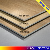 azulejo de suelo de madera del diseño del azulejo rústico de la porcelana 600X600 (WT-66014)