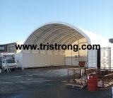 Abrigo del envase, tienda grande del envase, pabellón (TSU-4040C)