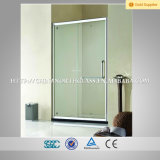 8mm, 10mm, ácido gravou vidro Tempered Showerdoor
