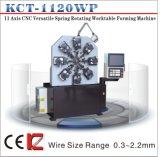 ressort souple de la commande numérique par ordinateur 11axes de 0.2mm formant le ressort de Machine&Torsion/Tension faisant la machine
