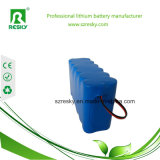 pacchetto della batteria dello Li-ione di 14.8V 2600mAh 4s1p per il video paziente medico