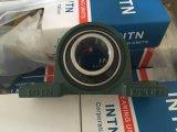 Insertar el rodamiento de bolitas con los bloques de almohadilla presionados del entramado de acero Ucfc201-218