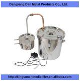 8L 2gallon gute Qualitätshohe Leistungsfähigkeits-mehrfacher Gebrauch Wter Destillierapparathauptbrew-Installationssatz-Gärungserreger