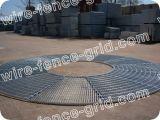 Решетка горячего ПОГРУЖЕНИЯ гальванизированная форменный стальная