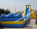 Напольное раздувное гигантское скольжение воды для парка атракционов для взрослого/малышей