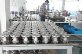 3PC estruendo Pn16/Pn40 Flanged Extremo Ball Valve