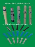 Lanza estéril disponible de la sangre de la torcedura (QDMH-006)