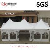 大きいコンサートのイベントの党結婚式(PVC Windowsのための円形のドームのテントが付いているTentsionの耐久の二重上のテント
