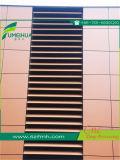 Revestimento compato da parede exterior do painel de Fumeihua HPL