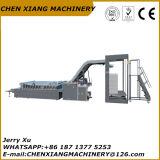 Каннелюры картона Cx-1600h машина полуавтоматной прокатывая