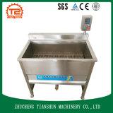 Fruits et légumes faisant frire la machine/la machine frite par puces Zyd-S5 machine de friteuse