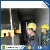 Горячая стена сбывания штукатуря строительное оборудование перевод машины конкретное